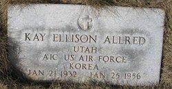 Kay <i>Ellison</i> Allred
