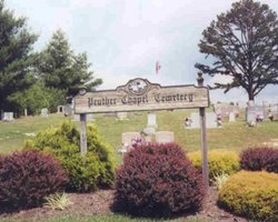 Peuther Chapel Cemetery (Route 01, Caney Ridge)