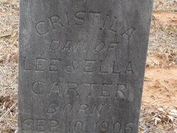 Cristila Carter