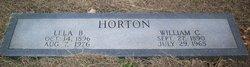Lela Belle <i>Leatherwood</i> Horton