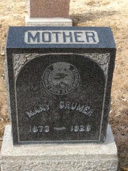 Mary <i>Nelson</i> Grumer