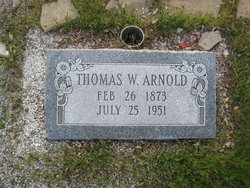 Thomas Ward Arnold