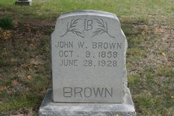 John Washington Brown