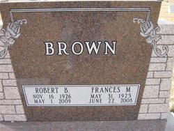 Frances May <i>Warner</i> Brown