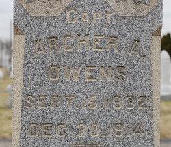 Archer A Owens
