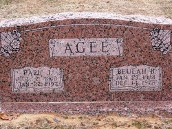 Earl Jarvis Agee