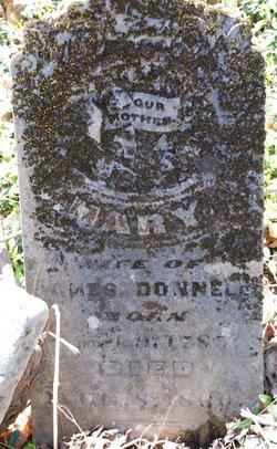 Mary Polly <i>Quiett</i> Donnell
