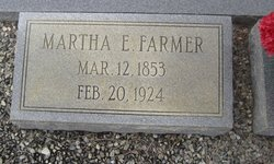 Martha Emily Polly <i>Bell</i> Farmer