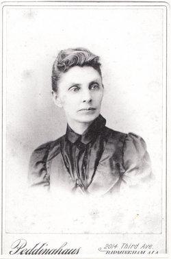 Mrs Annie Rivers <i>Watkins</i> Allen