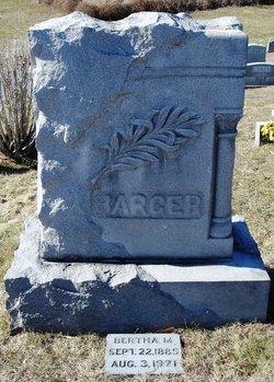 Harriett Ann <i>Danner</i> Barger