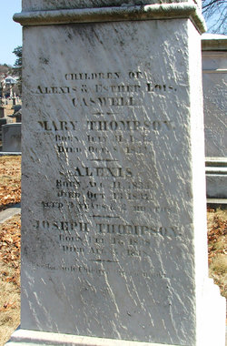 Joseph Thompson Caswell