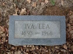 Iva Lea <i>Doss</i> Ross
