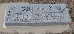 Jewell M. Chiddix