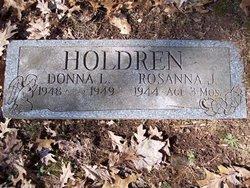 Rosanna J Holdren