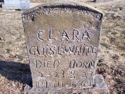 Clara Jane <i>Updegraff</i> Guisewhite