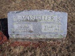William H Mosteller