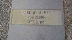 CARL W FARMER