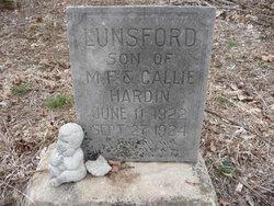 Lunsford Hardin
