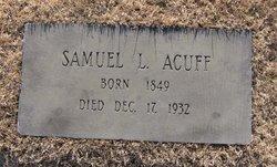 Samuel L. Acuff