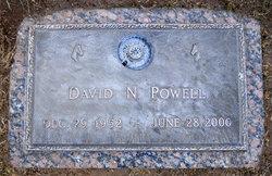 David Nathaniel Powell