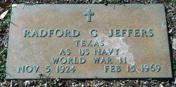 Radford Glynn Jeffers
