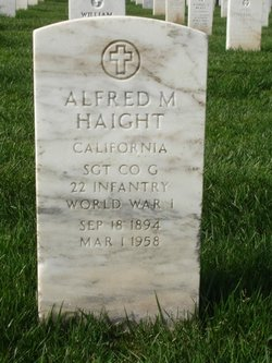 Alfred M Haight