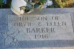 Infant Son Barker