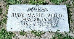 Ruby Marie Moore