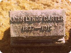 John Lynde Carter