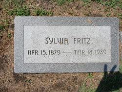 Sylvia Abigail <i>Knapp</i> Fritz