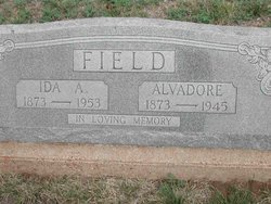 Ida A. <i>Rea</i> Field