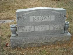 Mildred Beatrice <i>McFee</i> Brown