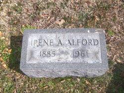 Irene A. <i>Morris</i> Alford