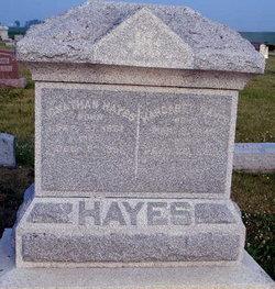 Margaret <i>Johnson</i> Hayes