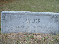 Walter Calvin Taylor