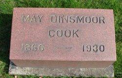 May <i>Dinsmoor</i> Cook