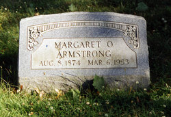 Margaret O. <i>Meade</i> Armstrong