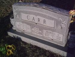 Edna V Carr