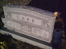 Marris V Carr