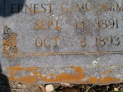 Ernest G. McCammon