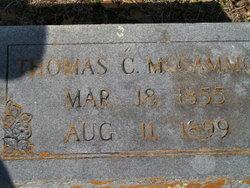 Thomas Calhoun McCammon