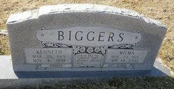 Wilma <i>Botts</i> Biggers