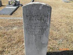 Wendell H. Barnes