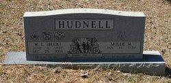 W. L. Buck Hudnell