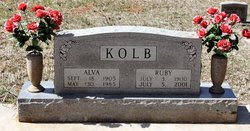 Ruby <i>Helm</i> Kolb