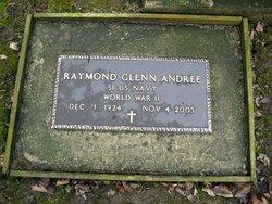 Raymond Glenn Andree