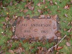 Fay Anderson