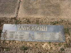 Luegi V Louis Andreoni