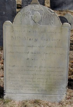 Mary Barber