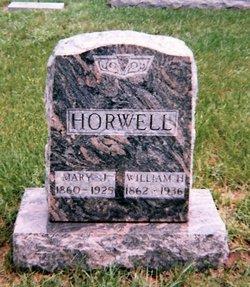 Mary Diptke <i>Johnson</i> Horwell